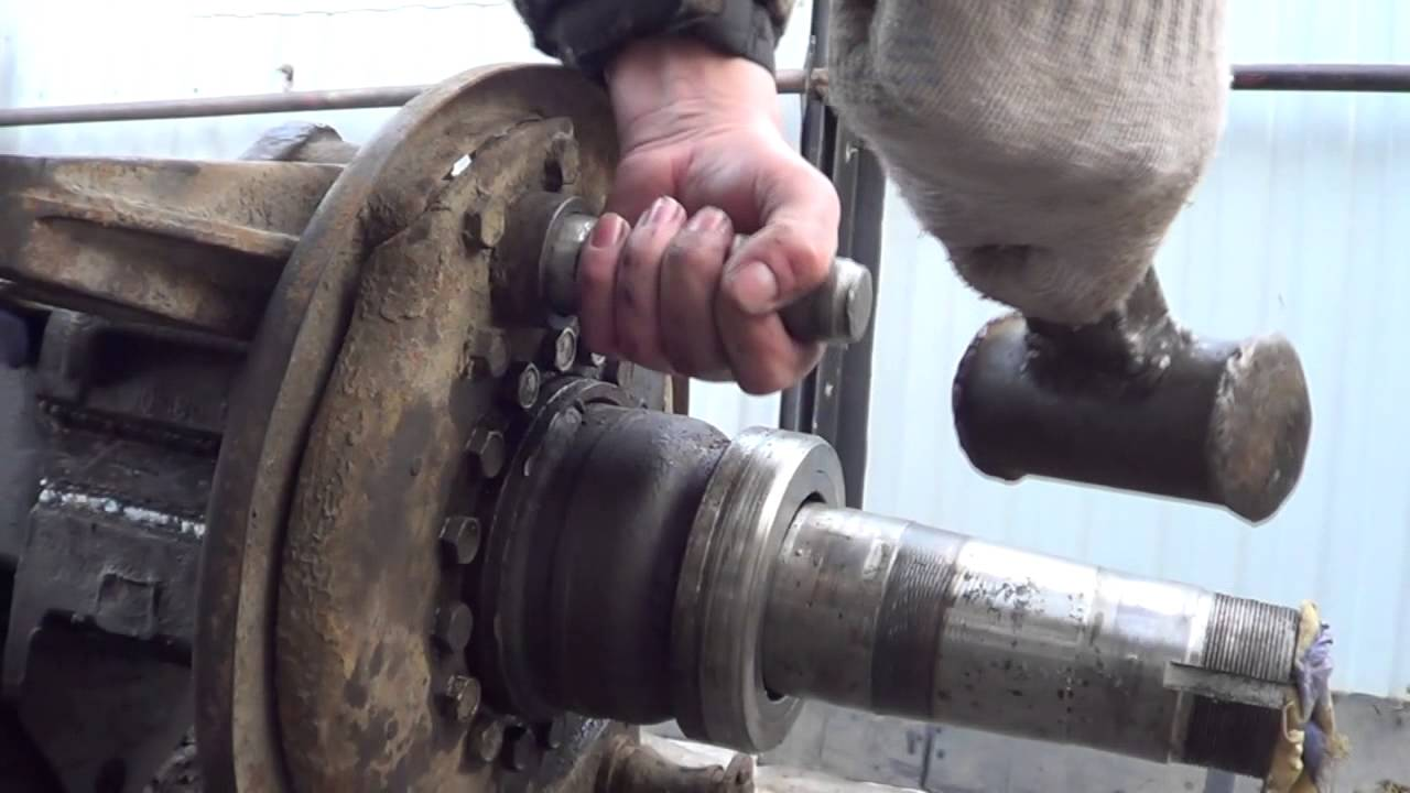 Валы разжимного кулака для грузовых автомобилей, трейлеров и автобусов · PP201311