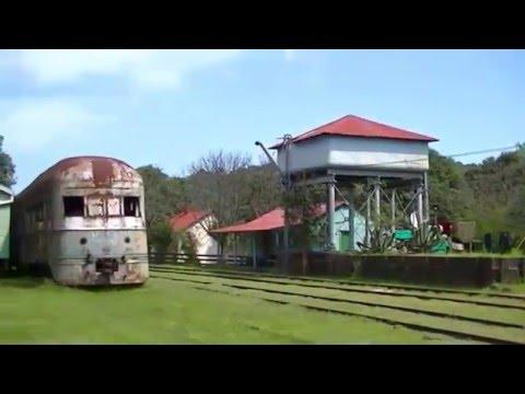 """Trenes de Uruguay-""""Valle Eden y tren de CFU"""""""