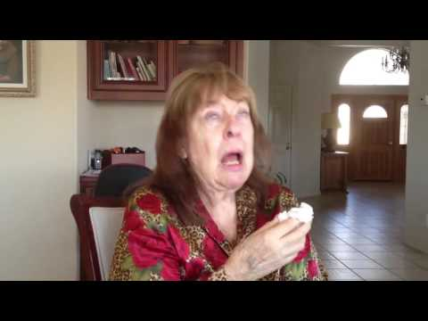 Grandma Sneezes Dramatically