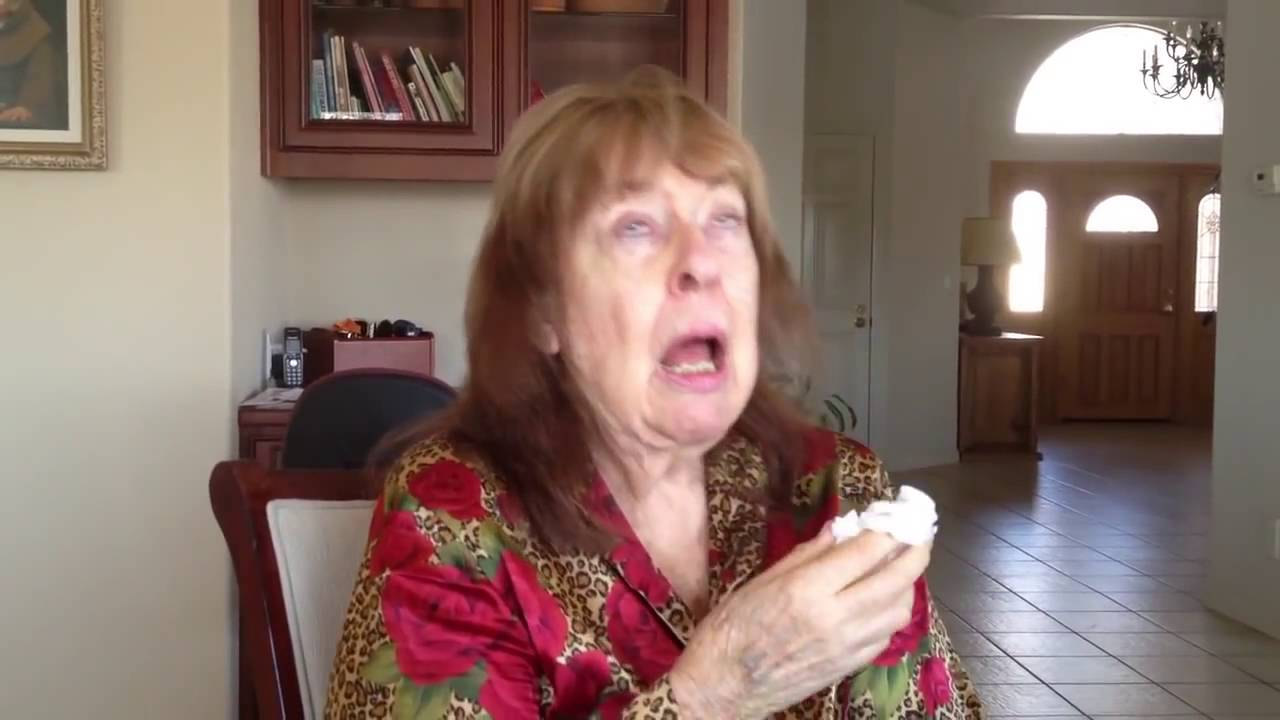 Grandma Sneezes Dramatically - Youtube-5597