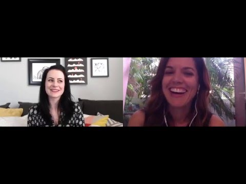 Women in Wellness TV Interview with Dr. Gabby and Sarah Morgan