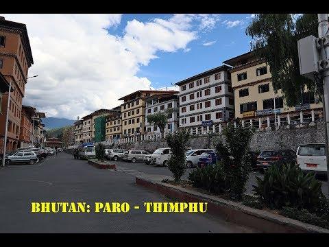 Travelling to Bhutan - Day 1: Delhi to Paro to Thimphu    Details   