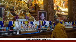 What is Deity Yoga? Dr. Tom Yarnall & Robert A.F. Thurman : Buddhism Explained