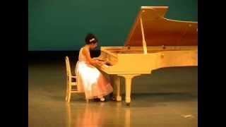 木村葵さん(小5)の練習での演奏です。ショパンピアノコンクールin Asi...