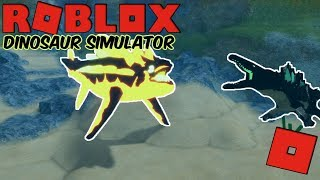 Roblox Dinosaur Simulator - A Very Epic Normal Day! (15 min vid)