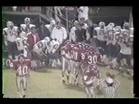 South Gate Rams 1989 Season Highlights (Part 17: The Streak)