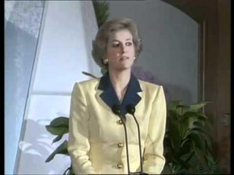 Princess Diana's speech about family life