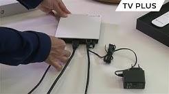 TV Plus - Installation der TV Plus Box | Salzburg AG