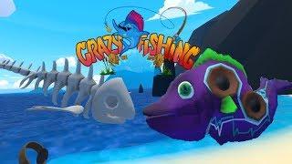 Божевільна Рибалка ВР # 6 - Мега Bassfisch