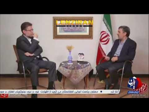 EX president Ahmadi Nejad attack on Judiciari - Larijani -and prosecutor general reaction