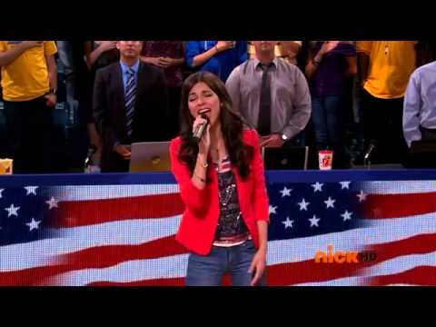 Victorious Star Spangled Tori VICTORIOUS Star...