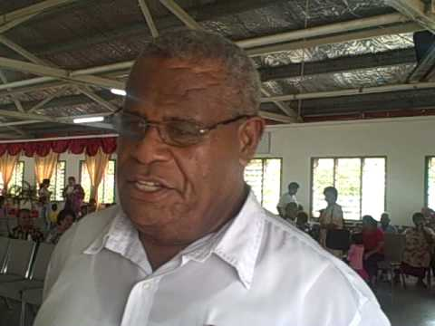 Fiji International Rescue Center - Rev Naivalu & Rev Simon