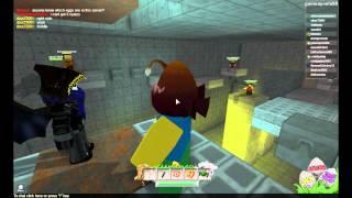 Roblox Easter Egg Hunt 2014 [Episode 8] Teamwork MADNESS