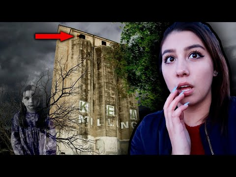GHOST GIRL SEEN AT HAUNTED KEA MILL! (SCARY)