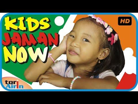 Kids Jaman Now Song Lagu Anak Jaman Dulu Dan Jaman Sekarang - Tori Airin