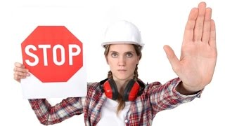 Construction Work Zone Signs, Flags, & Signals. OSHA & The M.U.T.C.D - FREE COURSE