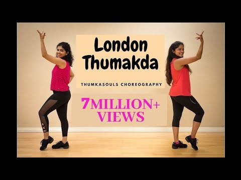 London Thumakda | Queen | Easy Dance Steps | Thumka Souls Choreography