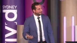 Dan Ilic, comedian and producer - how to participate in democratic discourse