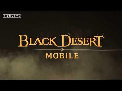 """Are you ready?"" - Black Desert MOBILE Official Trailer"
