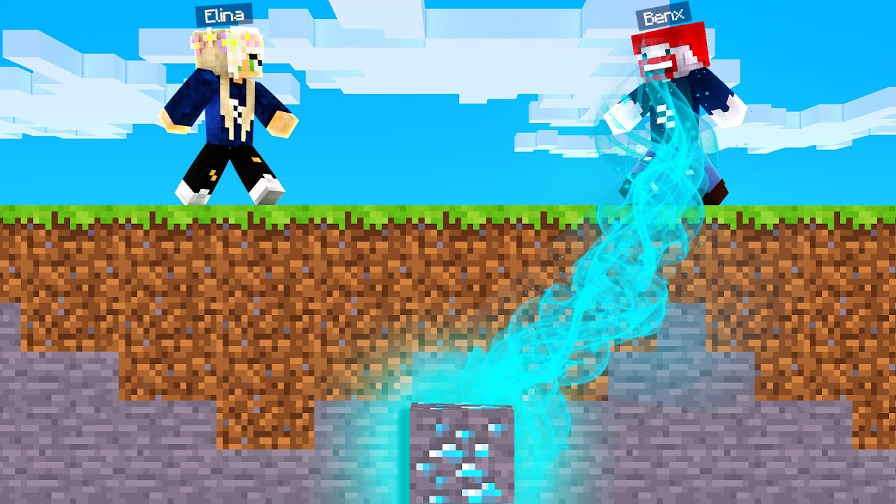 Minecraft, ABER wir RIECHEN DIAMANTEN!
