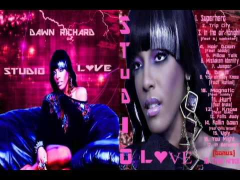 "DOWNLOAD- Dawn Richard- ""STUDIO LOVE"" (NEW ALBUM 2010)"