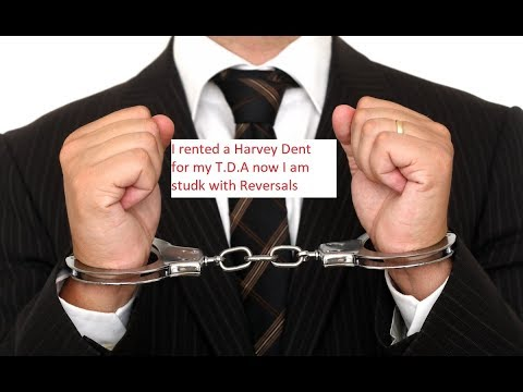 Rent A Dent ( Harvey Dent) and get Treasury Direct Account Reversals & Heather Tucci Deception