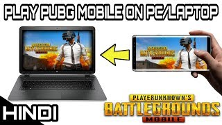 Play PUBG MOBILE on PC/LAPTOP   DOWNLOAD+INSTALL   *HINDI*  