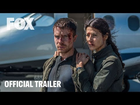 DEEP STATE   Season 2 Official Trailer   FOX TV UK