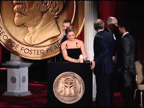 Mariana Van Zeller - The OxyContin Express - 2009 Peabody Award Acceptance Speech