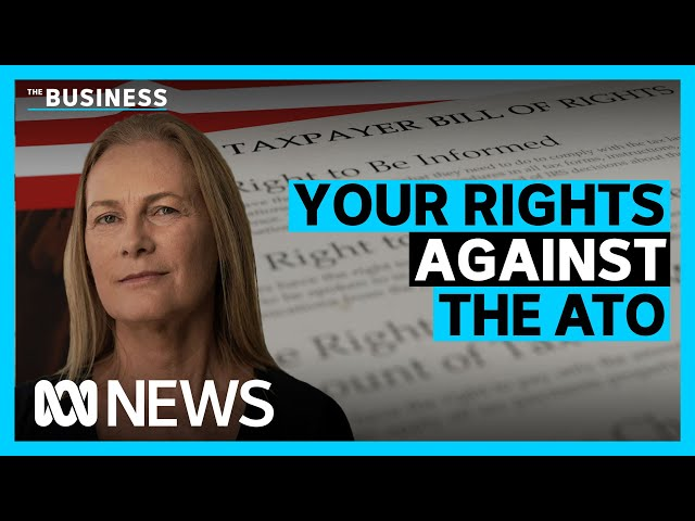 Calls for a Taxpayer Bill of Rights to help Australians fight the Tax Office | The Business