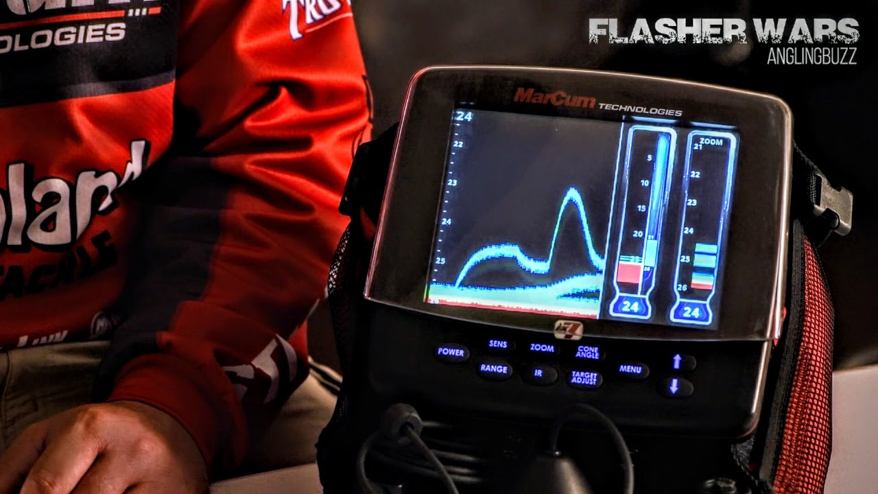 Flasher Wars - Comparing the Best Sonar Units on the Market