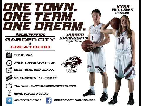 GCHS Basketball Vs. Great Bend High School