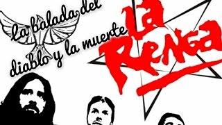 La Renga - La Balada del Diablo y la Muerte / Guitar Cover By: WarriorCadizHD