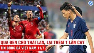 VN Sports 11/7 | Nhà vô địch Euro xin sang VN đá V-League, bóng đá Thái Lan nhận tin sốc