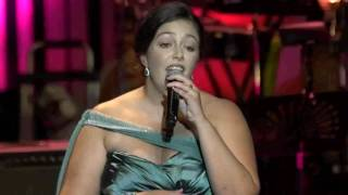 "Laura Camara performs her version ""Rainbow Connection"" Jazz For The King Concert"