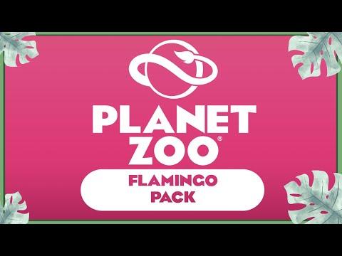 Planet Zoo - Flamingo Pack |