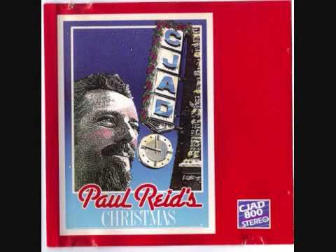 Paul Reid (CJAD) My Family.wmv