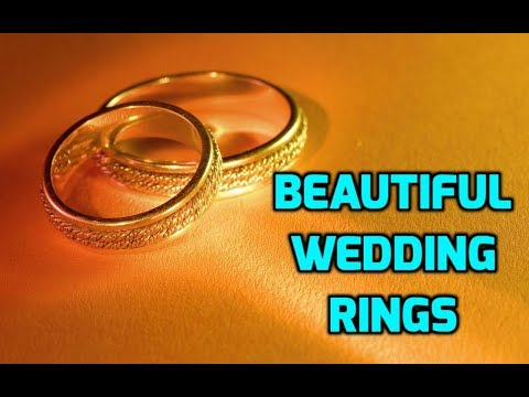 Beautiful Wedding Rings For Men And Women