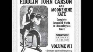 Fiddlin John Carson And His Virginia Reelers-Take The Train To Charlotte
