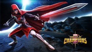Marvel Contest of Champions Guillotine Spotlight