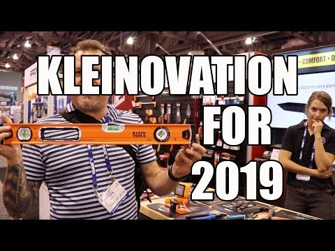 KLEIN Tools 2019 Line up