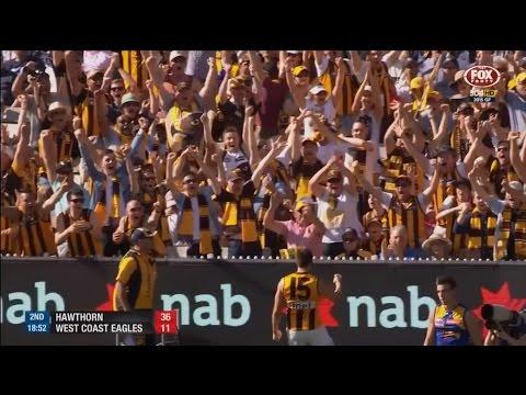 2015 AFL Grand Final - Hawthorn Vs West Coast (MMM commentary)