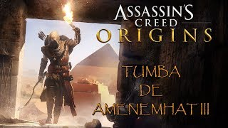 Video Assassin's Creed® Origins - Guía y Localización - Tumba de Amenemhat III download MP3, 3GP, MP4, WEBM, AVI, FLV Februari 2018