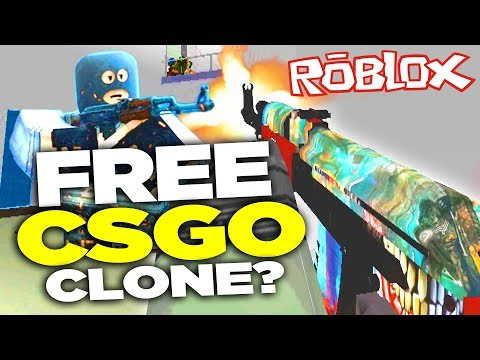 Jogando Roblox Cs Go Free Cs Go Fps Roblox Cs Go Kids Edition Youtube