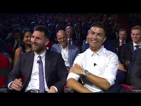 """I want to have dinner with Messi!"" Cristiano Ronaldo talks his greatest rival"