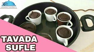 Müthiş Tencerede 4 dakikada Çikolatalı SUFLE Tarifi ▪ Masmavi3mutfakta usulü ▪