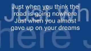 Kris Allen- No Boundaries (Studio version w/ lyrics)