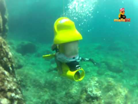 Bond Underwater Adventure