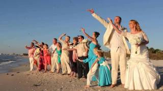 The Blessing Stones Ceremony - Florida Beach Weddings by Sun