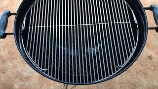 Weber Kettle Easy Spin Grate vs Weber Grates